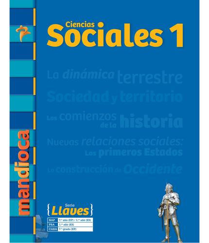 Imagen 1 de 1 de Sociales 1 Serie Llaves - Estación Mandioca -