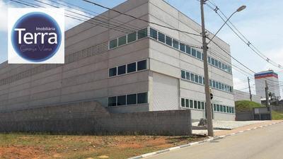 Galpão Industrial Para Locação, Parque Industrial San José Ii, Vargem Grande Paulista. - Ga0083