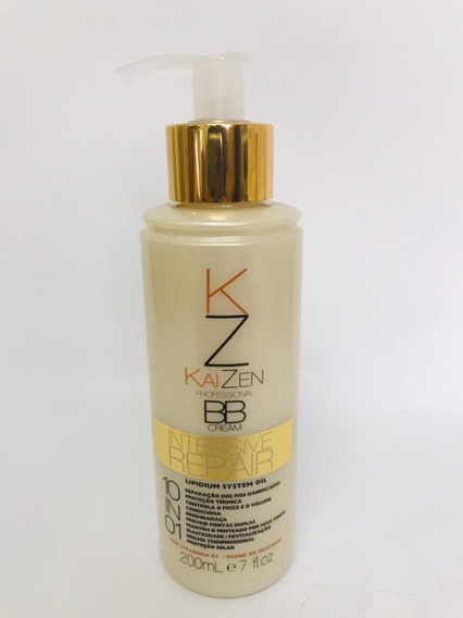Bb Cream Reconstrutor Moisturizing Intensive Repair Kaizen