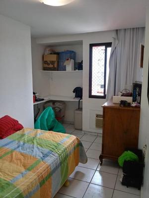 Apartamento Em Parnamirim, Recife/pe De 134m² 4 Quartos À Venda Por R$ 700.000,00 - Ap169741