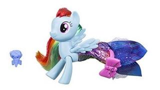 My Little Pony The Movie Rainbow Dash Land Y Sea Fashion Sty