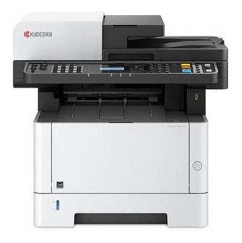 Imagem 1 de 3 de Impressora multifuncional Kyocera Ecosys M2040dn branca e preta 120V