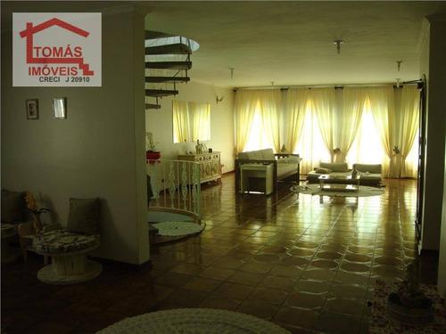 Imagem 1 de 22 de Sobrado Com 5 Dormitórios À Venda, 342 M² Por R$ 950.000,00 - Jaraguá - São Paulo/sp - So2073