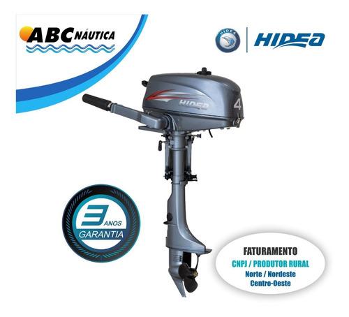Motor De Popa 4hp Hidea Leia Anúncio Pronta Entrega