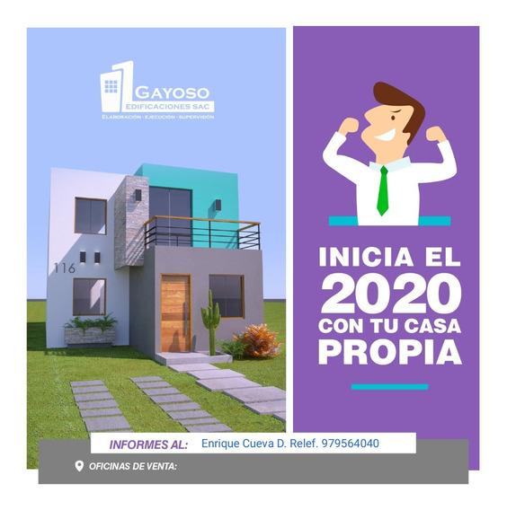 Condominio Cerrado Casas Hasta Con 4 Dormitorios Y 3 Baños