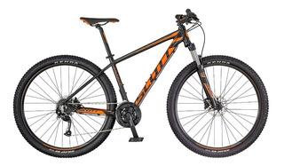 Bicicleta Scott Aspect 750 Negro/naranja Mountain Bike 27.5