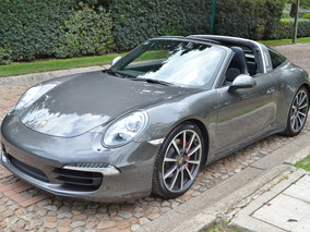 Porsche 911 3.8 Targa 4s H6 Pdk At 2015