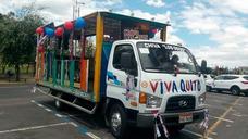 Se Alquila Chivas Por Fiestas De Quito