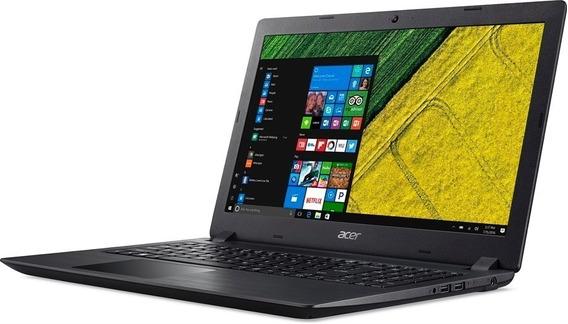 1049,90 Acer A315-51-380t I3-7100u 4gb 1tb 15.6 Windows 10