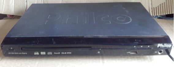 Aparelho Dvd Philco Ph170n Usado