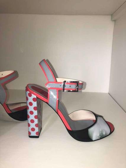 Sapato Salto Alto - Fendi - Original