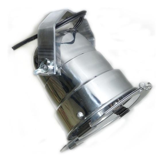 Refletor Par 30 Com Porta-gelatina - Soquete E-27 - Canhão
