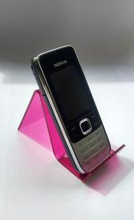 Lote 5 Unid- Nokia 2730 Seminovo Desbloqueado
