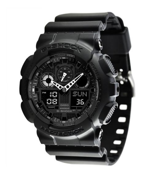Relógio Casio Masculino G-shock Ga-1001a1dru+brinde