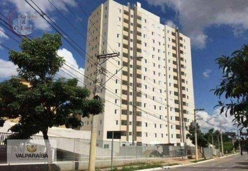 Apartamento À Venda, 57 M² Por R$ 235.000,00 - Jardim Santa Inês Ii - São José Dos Campos/sp - Ap0768