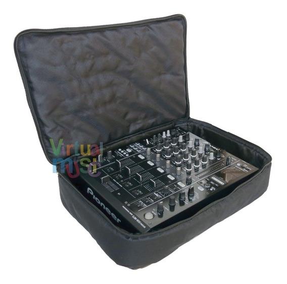 Hard Case Bag P/ Mixer Pioneer Djm 900 Nexus Djm850 Cdj 2000