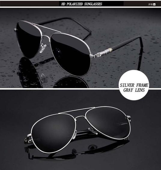 Óculos De Sol Masculino Modelo Aviador Barato