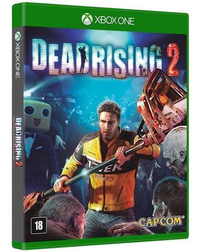 Imagem 1 de 7 de Dead Rising 2 Remastered - Xbox One - [ Mídia Física ]