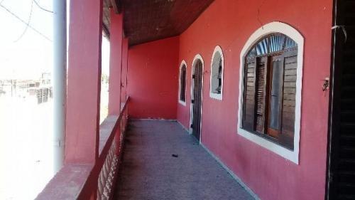 Casa No Jardim Tropical, Em Itanhaém, Ref. C1143 L C