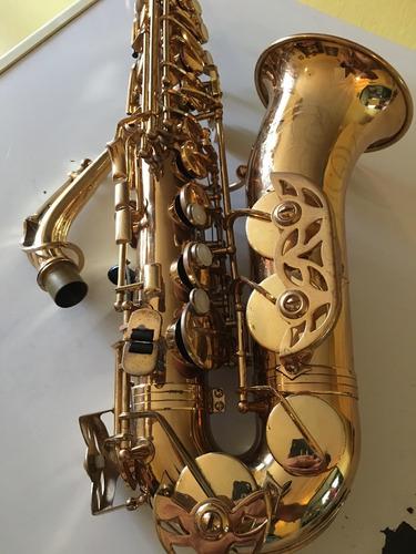 Saxofon Alto Evette Buffet Crampon