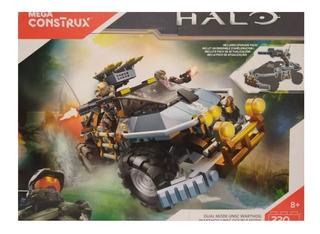 Mega Blocks, Halo, Veiculo Doble Modalidad Warthog Unsc