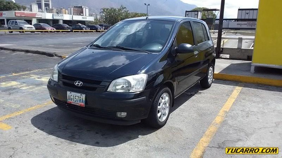 Hyundai Getz Sincrónico