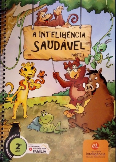 Escola Da Inteligencia 2º Ano Fundamental 1- Augusto Cury