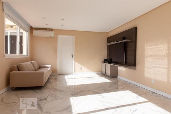 Apartamento Para Aluguel - Petrópolis, 3 Quartos, 100 - 893090721