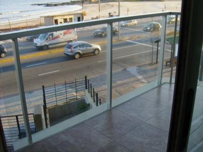 Alquiler Apartamento Rambla Malvin 1 Dormitorio Con Muebles