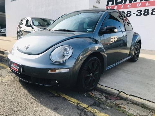 Vw New Beetle 2.0 8v Automático, 2008, 126.000 Km
