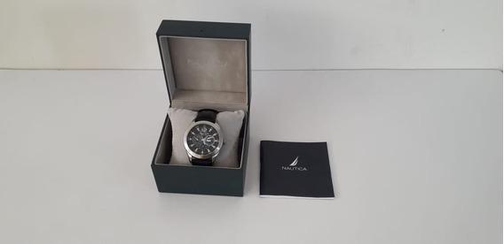 Reloj Nautica N14621g Clasico Para Hombre