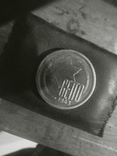 Moneda Judia Getto De Varsovia Ii Guerra Mundial