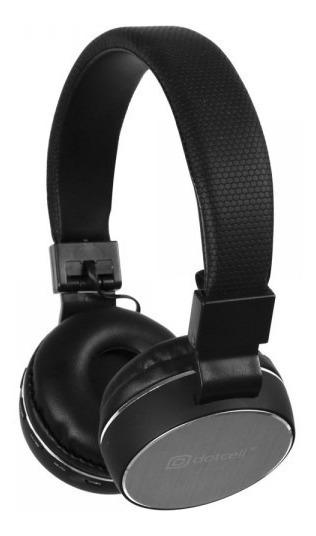 Fone De Ouvido Bluetooth Sem Fio Dobrável Dotcell Dc-f320 P