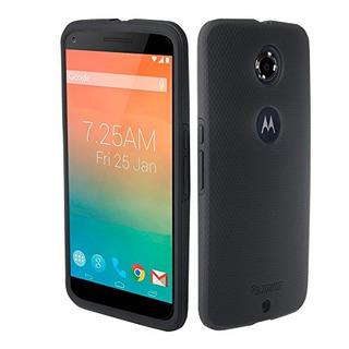 Estuche Para Telefono Toiko Nexus 6 Negro Estuche Para Telef