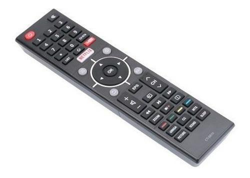 Controle Lcd P/ Tv Led 4k Smart Nova Semp Toshiba L39s3900fs
