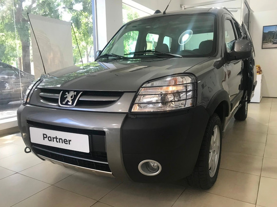 Peugeot Partner Patagónica Vtc Plus Hdi