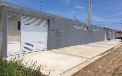 Imagem 1 de 14 de Casa Com 600 Metros Do Mar Em Itanhaém - 6335 | A.c.m