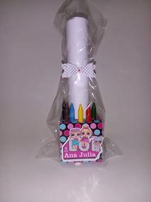 Lol Surprise Kit Festa Personalinado + Kit De Colori