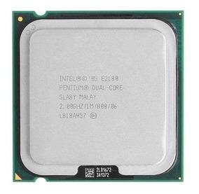 Intel Dual Core E2180 2.00ghz 800mhz 1mb Lga 775 Usado