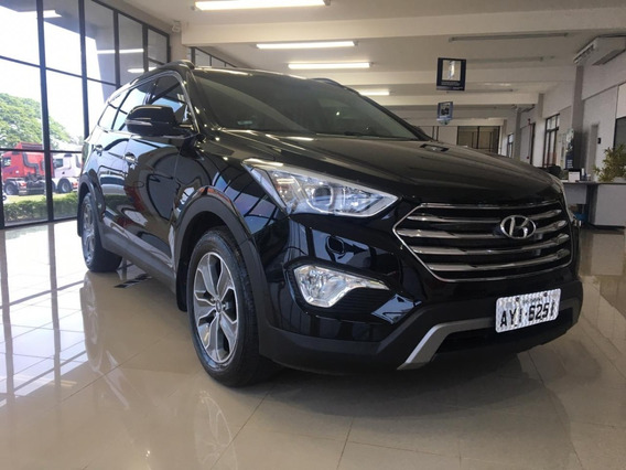 Hyundai Santa Fe V6