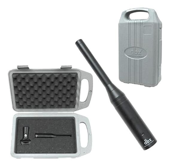 Microfone DBX RTA-M omnidirecional
