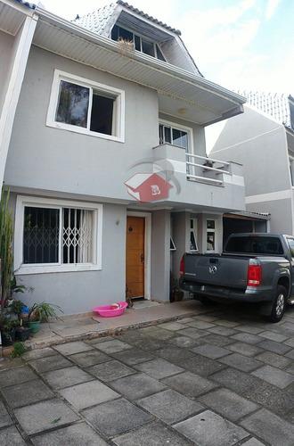Imagem 1 de 14 de Sobrado  Triplex 03 Dormitórios Bairro Hauer - Curitiba