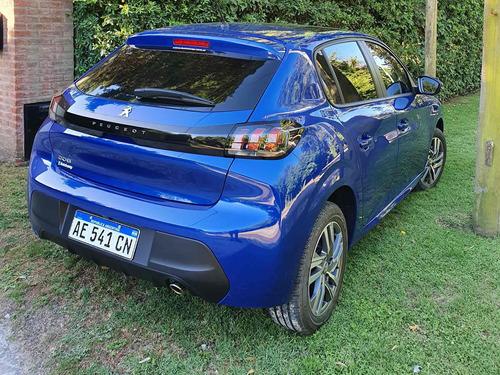 Peugeot 208 2021 1.6 Allure Tiptronic