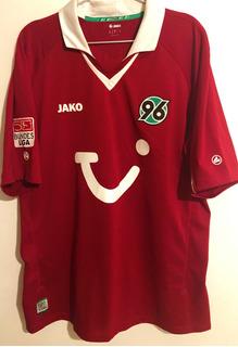 Camisa Hannover 96 Usada Jogo 2012/13 Diouf #39 Bundesliga