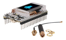 Placa Lora Esp32 Display Oled Wifi Bluetooth 868-915mhz Iot