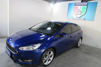 Ford Focus 2016 Se Plus 2.0 Automático