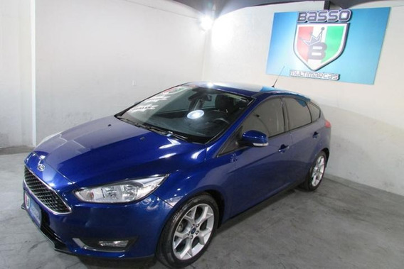 Ford Focus 2016 Se Fastback 2.0 Flex Powershift