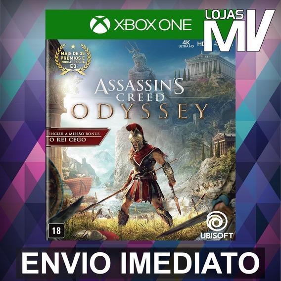 Assassins Creed Odyssey Codigo 25 Digitos Xbox One
