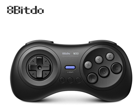 8bitdo M30 Controlador Bluetooth Para Switch Pc Mac Steam