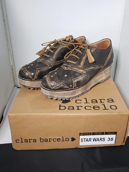 Zapatos Clara Barcelo Star Wars Numero 38
